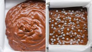 zdravé dezerty brownies z fazolí