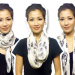 40 způsobů, jak si uvázat šátek