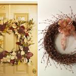 15 originálních podzimních věnců na dveře