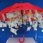 Jak originálně darovat peníze?