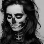 10 jednoduchých líčení na Halloween