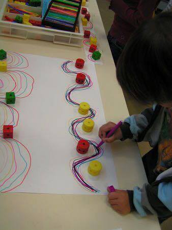 39 montessori hra ek pro d ti vyroben ch doma d m n pad - Maltechniken kindergarten ...