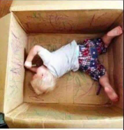kresli si kde chceš v krabici