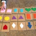 39 Montessori hraček pro děti vyrobených doma