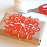 11 nápadů na balení vánočních dárků
