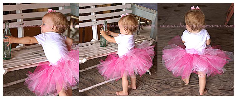 3) Pro malé holčičky Zdroj: thepinningmama.com