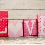 Valentýnská dekorace- 14 nápadů