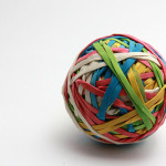 9 nečekaných nápadů na využití gumičky
