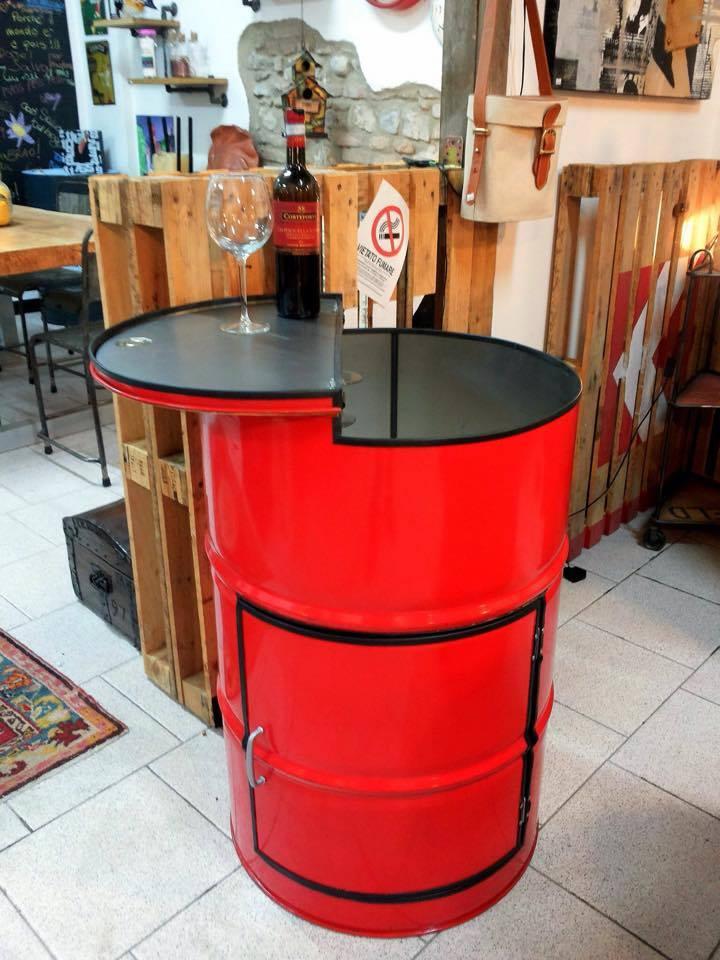 4.5 Barový stolek