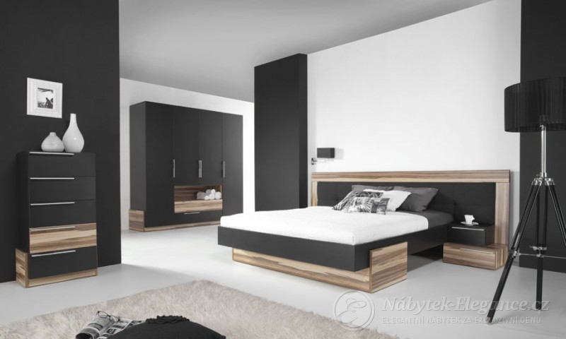 Krásný ložnice