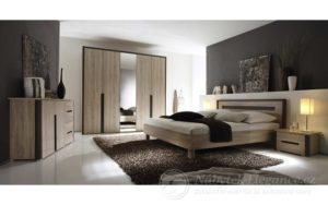 Romantická ložnice