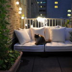 20 nápadů pro malé balkony a lodžie