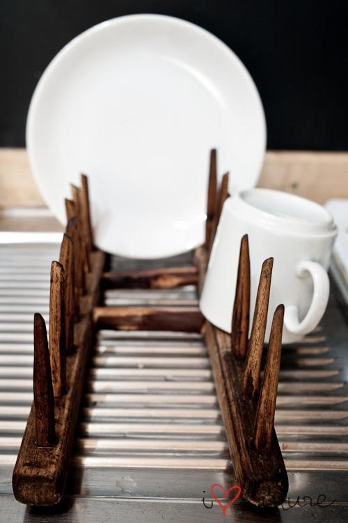 Odkapávač na nádobí. Zdroj: pinterest.com