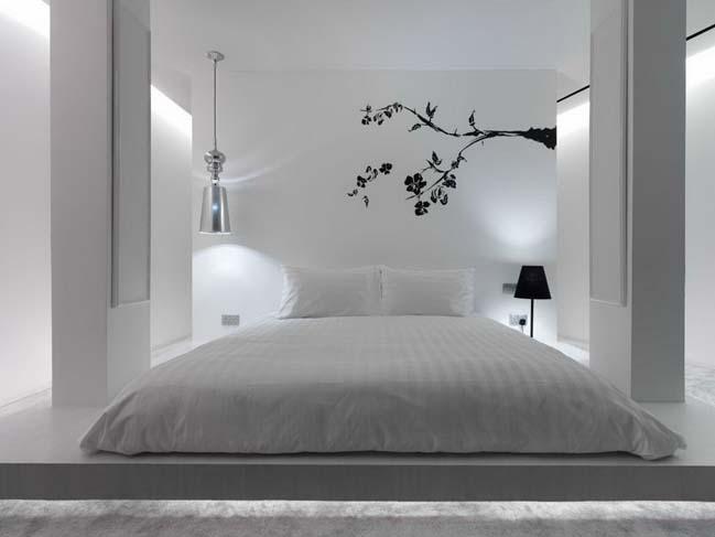 Čistý a nádherný minimalismus...