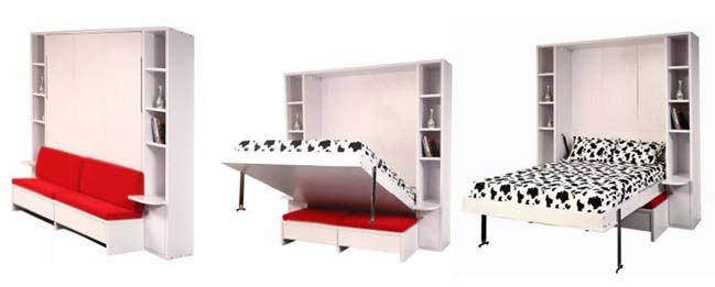 Skříň, sedačka nebo postel?