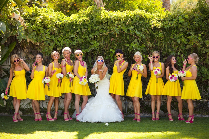 Svatba V Barve Dum Napadu