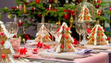vánoční tabule inspirace