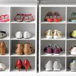 Řešení skladování bot