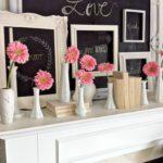 29 nápadů na valentýnskou květinovou vázdobu