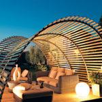 22 nápadů na zahradní posezení