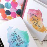 Zpátky do školy – 8 DIY pojektů