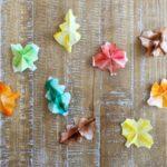 DIY barevné podzimní listí