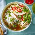Recept na chutnou vietnamskou polévku PHO