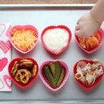 8 nápadů na valentýnskou svačinku