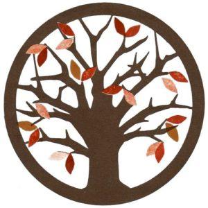 Podzimní vystřihovánky
