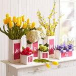 20 jarních dekorací pro váš domov