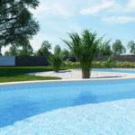 Jak se vyhnout přeplněným plovárnám? Nechte si postavit vlastní bazén na zahradě