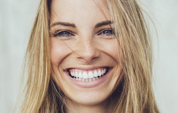 úsměv zuby